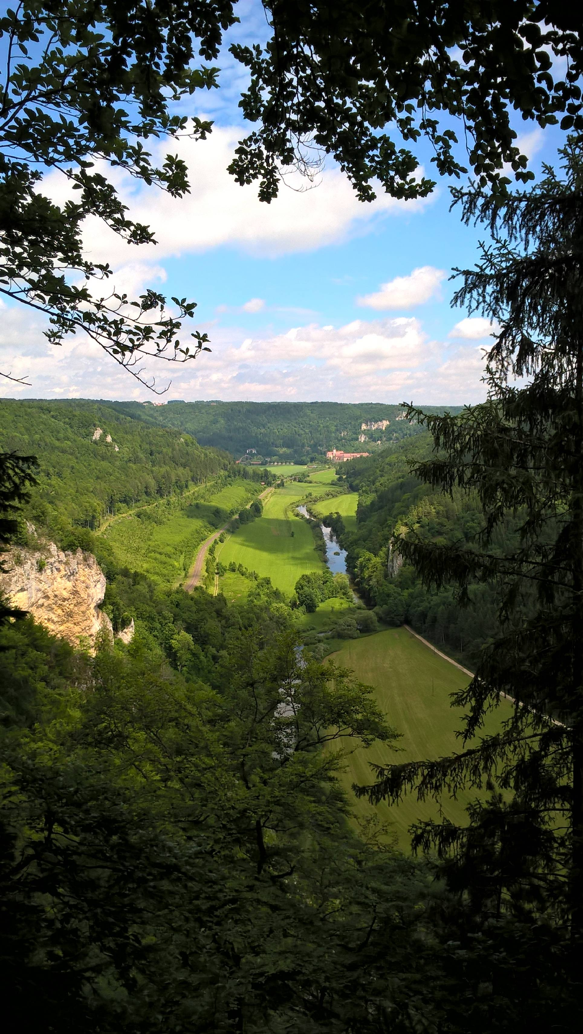 Upper Danube Valley