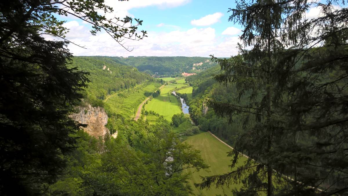 Look to the Upper Danube Valley